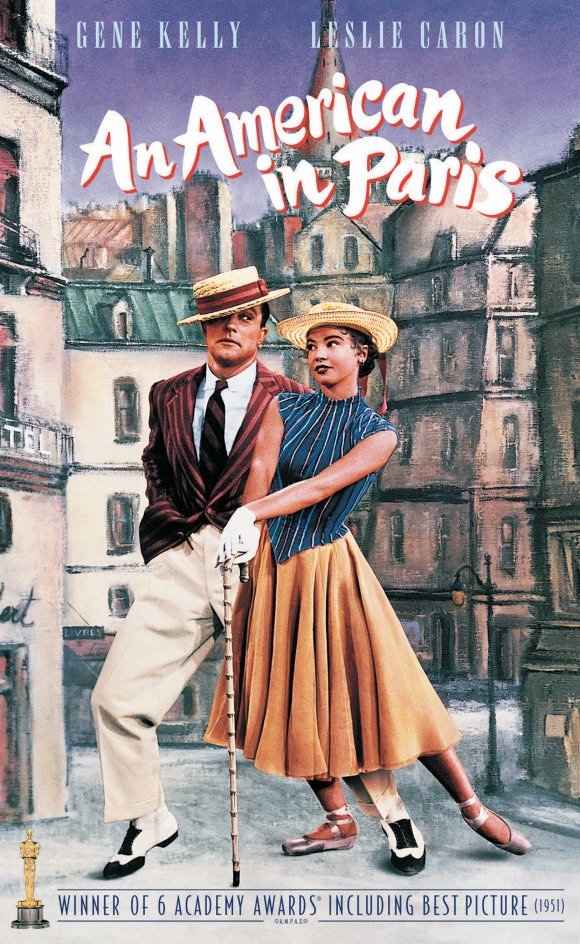 an american in paris 1951 journeys in classic film. Black Bedroom Furniture Sets. Home Design Ideas