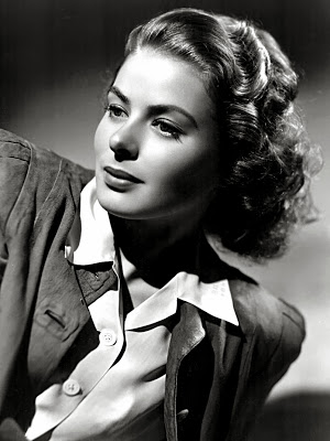 It's close, but not quite between Ingrid Bergman and Marlene Dietrich.  Ingrid is in the lead against Marlene, 34 to 21