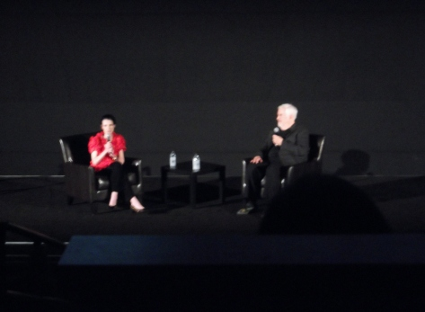 The best picture I could get of Margaret O'Brien and Richard Corliss