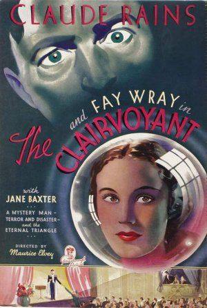 Image result for the clairvoyant 1934