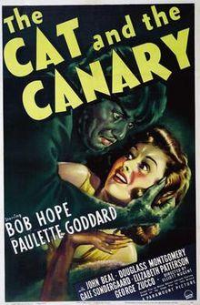 CatandtheCanary