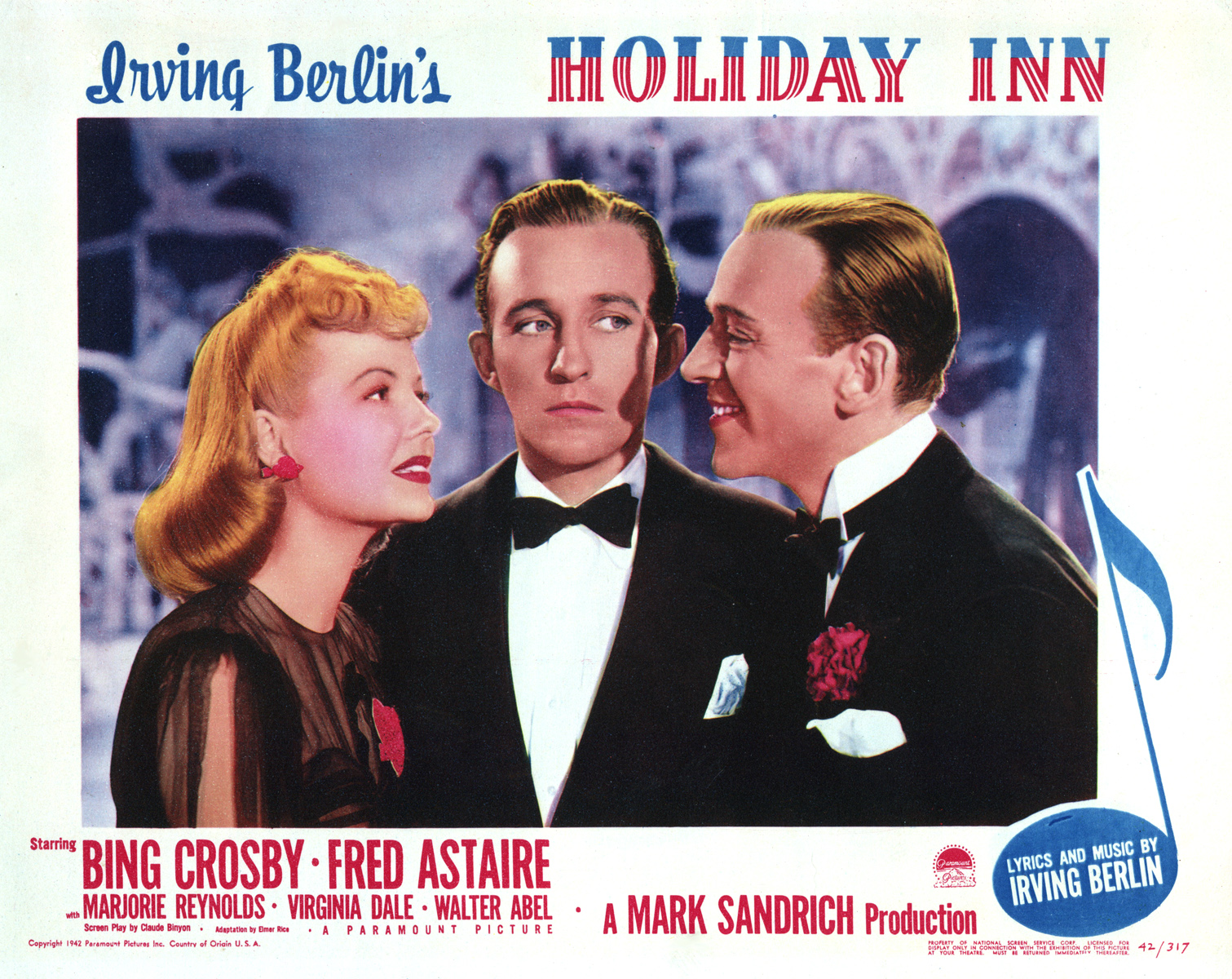 25 Days of Christmas: Holiday Inn (1942) | Journeys in Classic Film