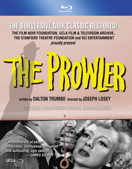 The Prowler (1951 film) The Prowler 1951 Journeys in Classic Film