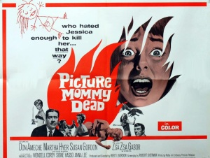 Picture Mommy Dead poster