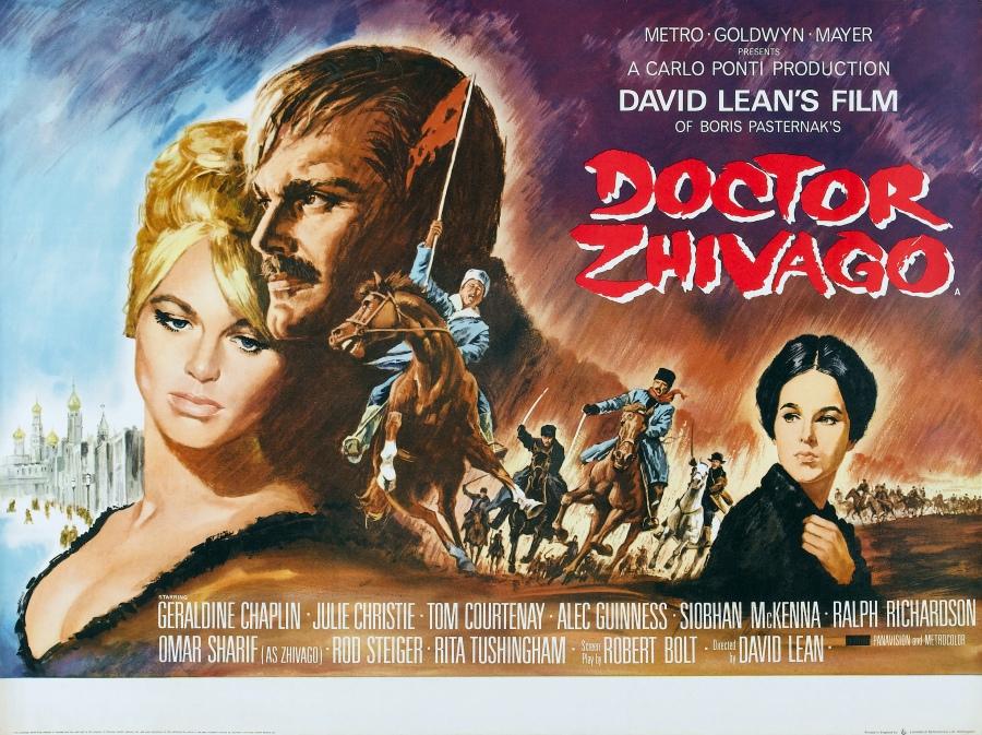 Risultati immagini per doctor zhivago