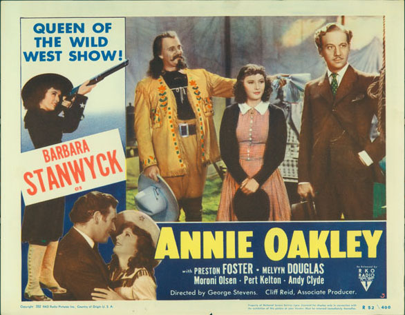 Movies About Annie Oakley