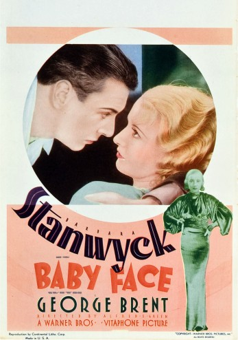 Image result for baby face movie
