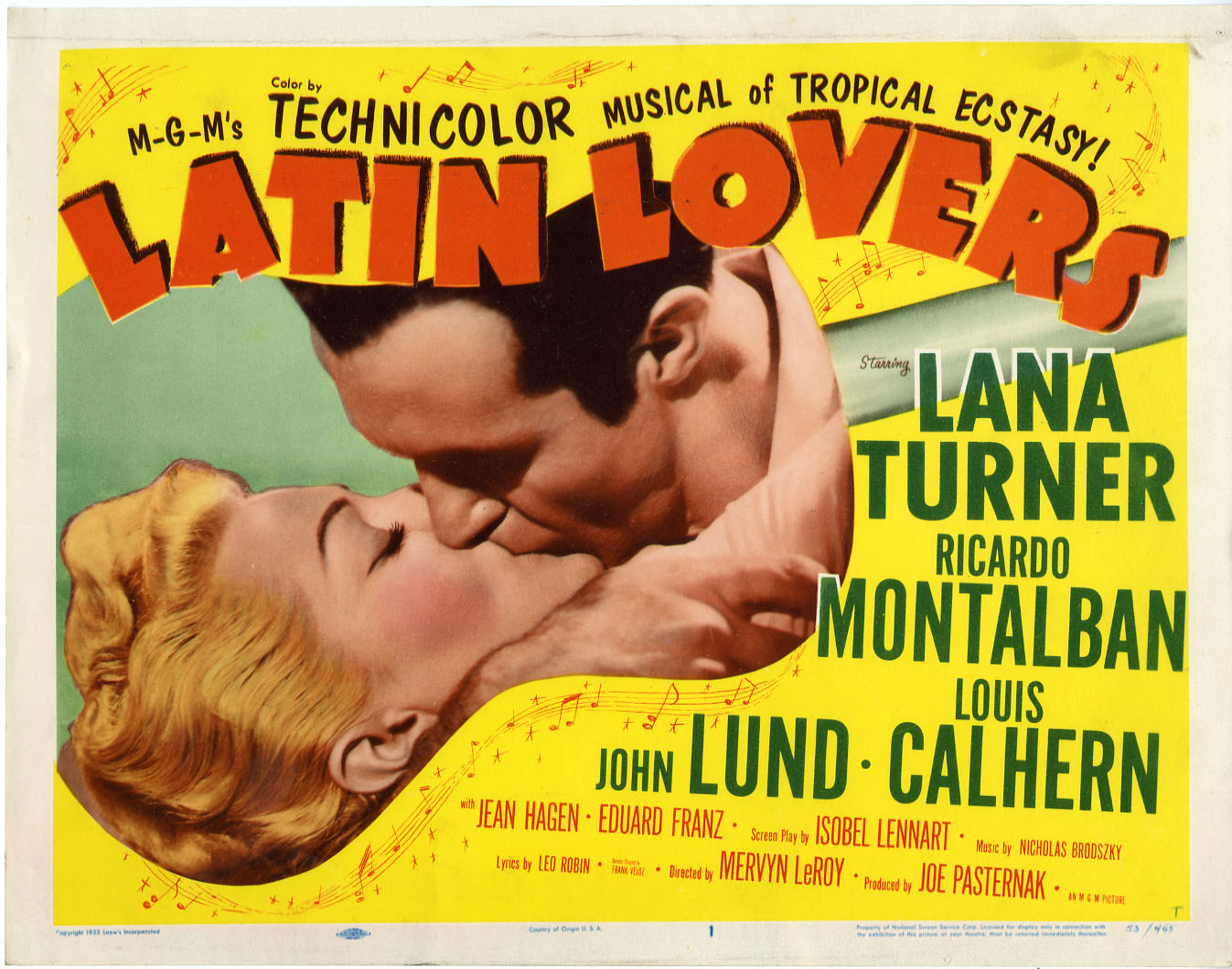 For latin lovers