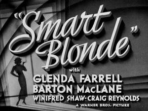 SmartBlonde