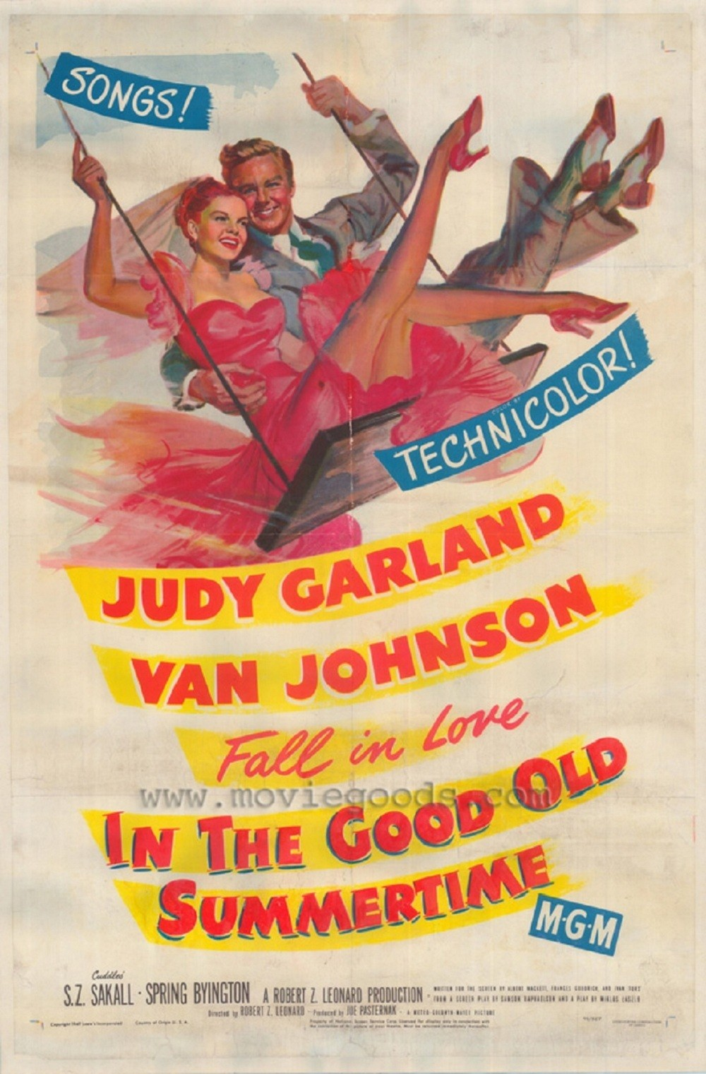 In the Good Old Summertime (1949) – Journeys in Classic Film