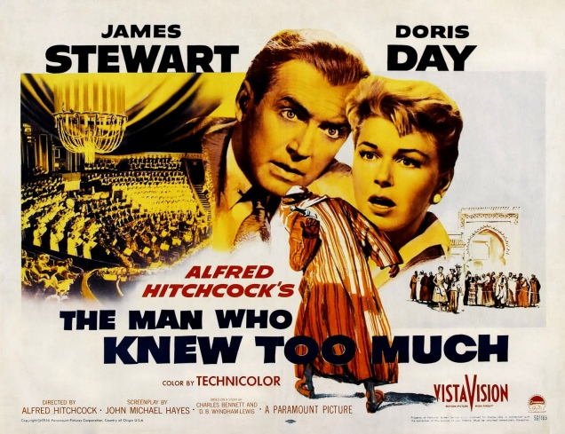 The Man Who Knew Too Much (1956) – Journeys in Classic Film
