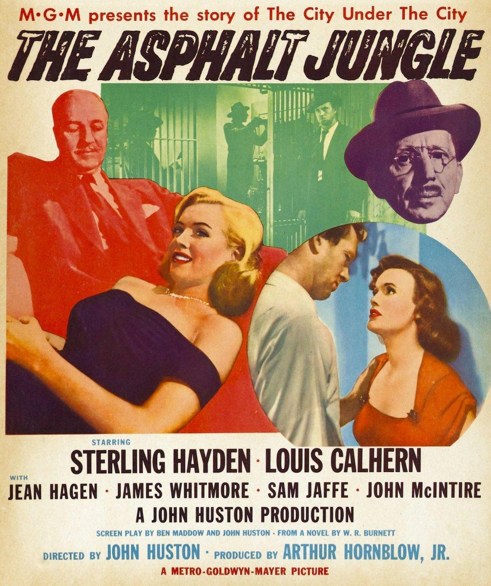 The Asphalt Jungle (1950) – Journeys in Classic Film