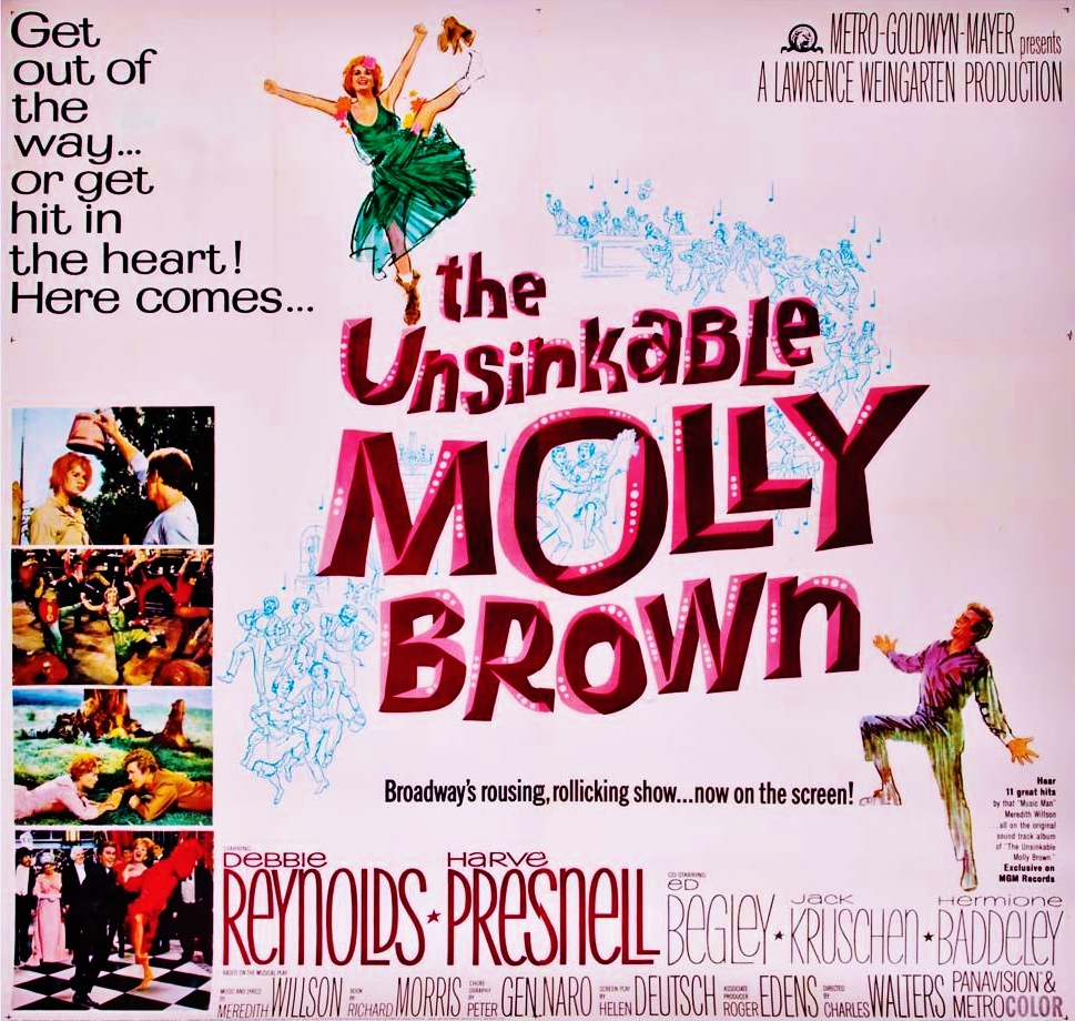 Fridays With…Debbie Reynolds: The Unsinkable Molly Brown ...