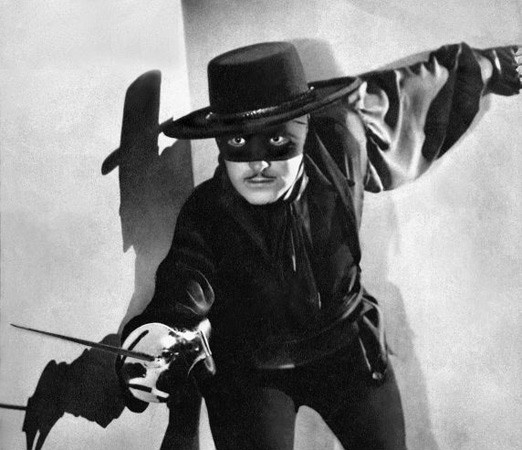 Image result for the mark of zorro 1940
