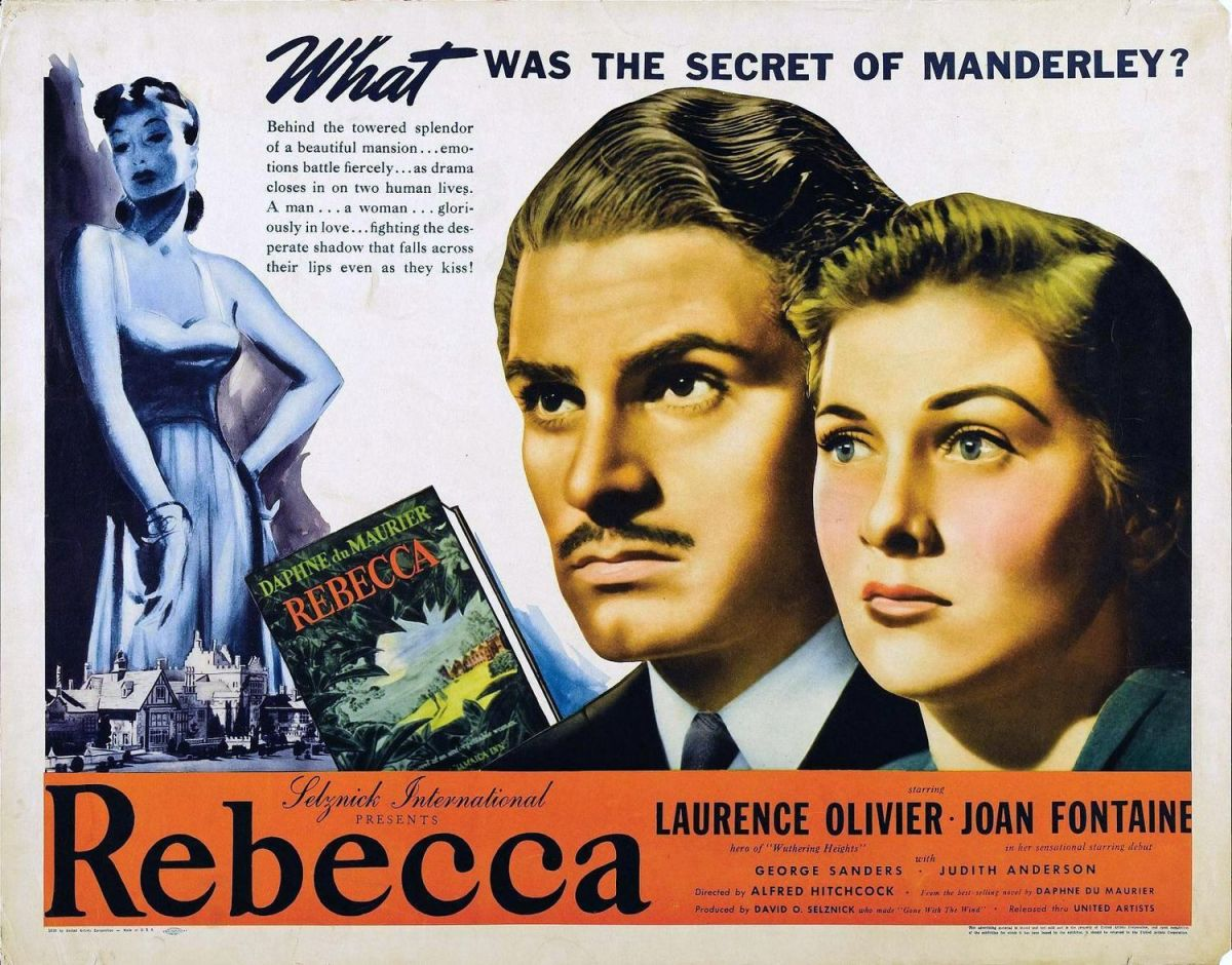 Rebecca (1940) – Journeys in Classic Film