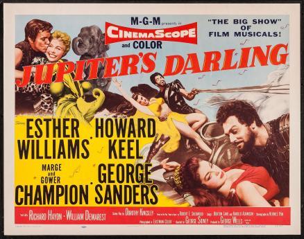 Jupiter's Darling (1955) – Journeys in Classic Film
