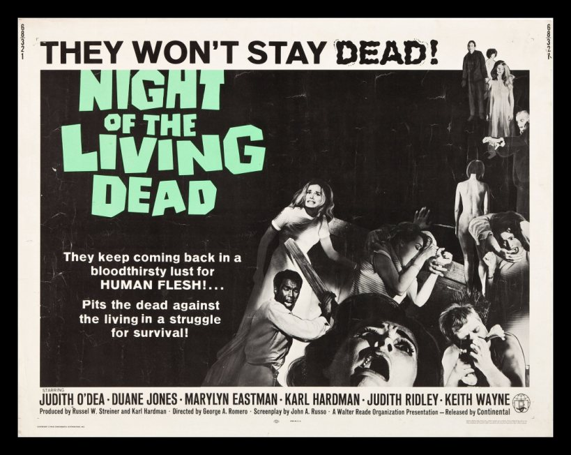 Image result for night of the living dead 1968