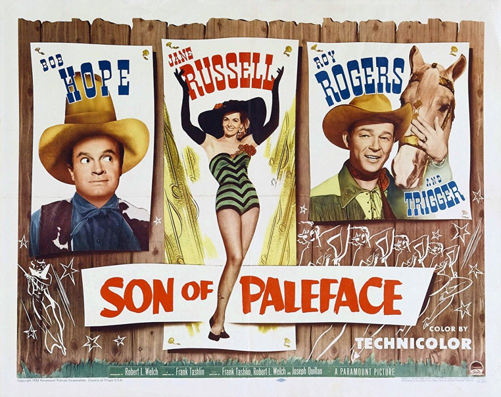 Image result for son of paleface movie poster