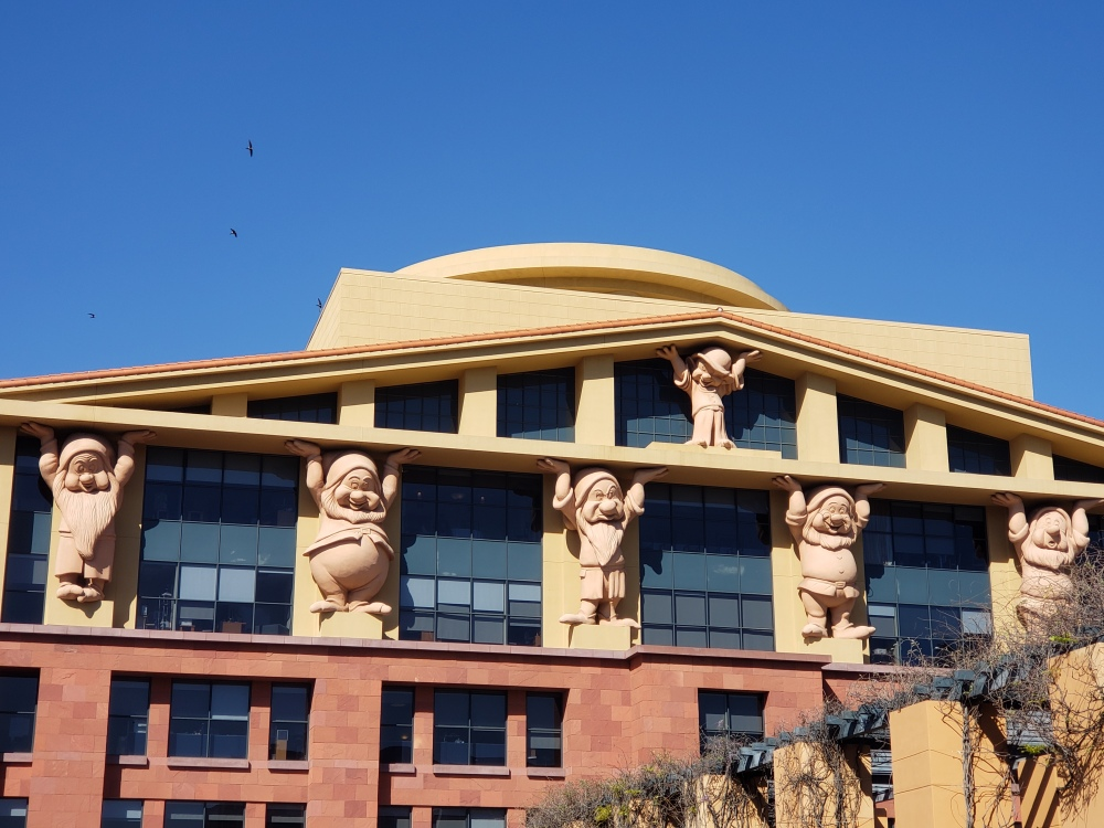 d40a9912de Kristen Takes the D23 Walt Disney Studios Tour – Journeys in Classic ...