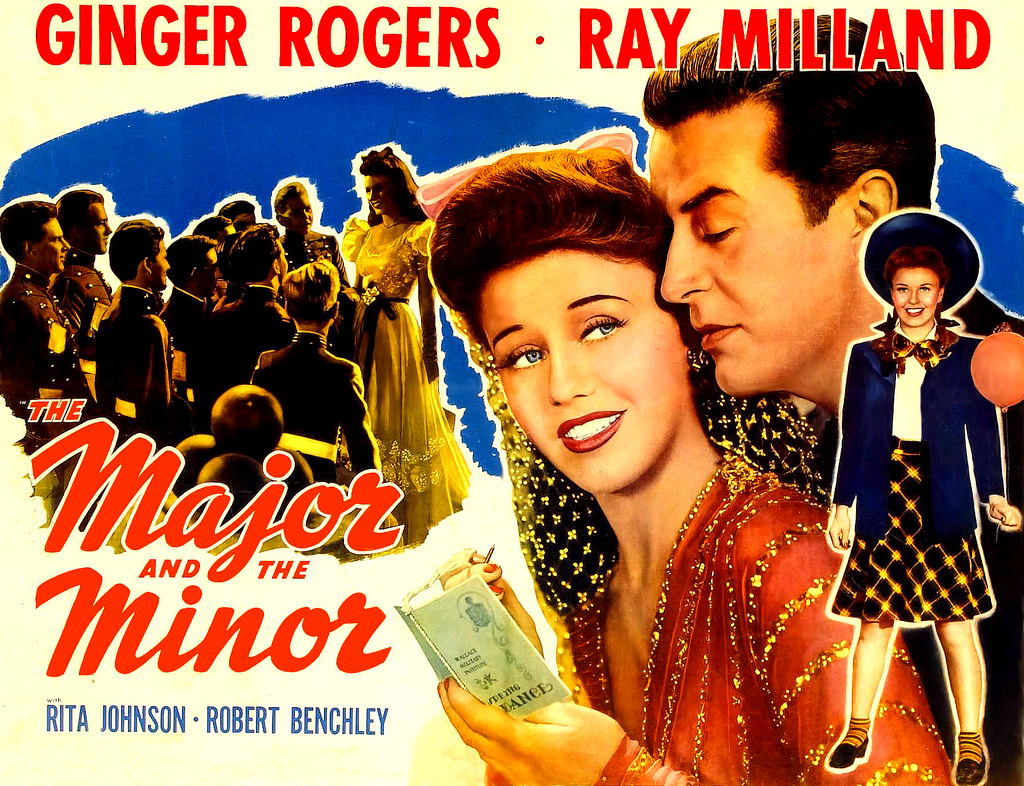 The Major and the Minor (1942) – Ticklish Business